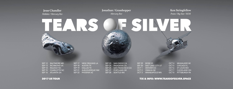 Tears Of Silver