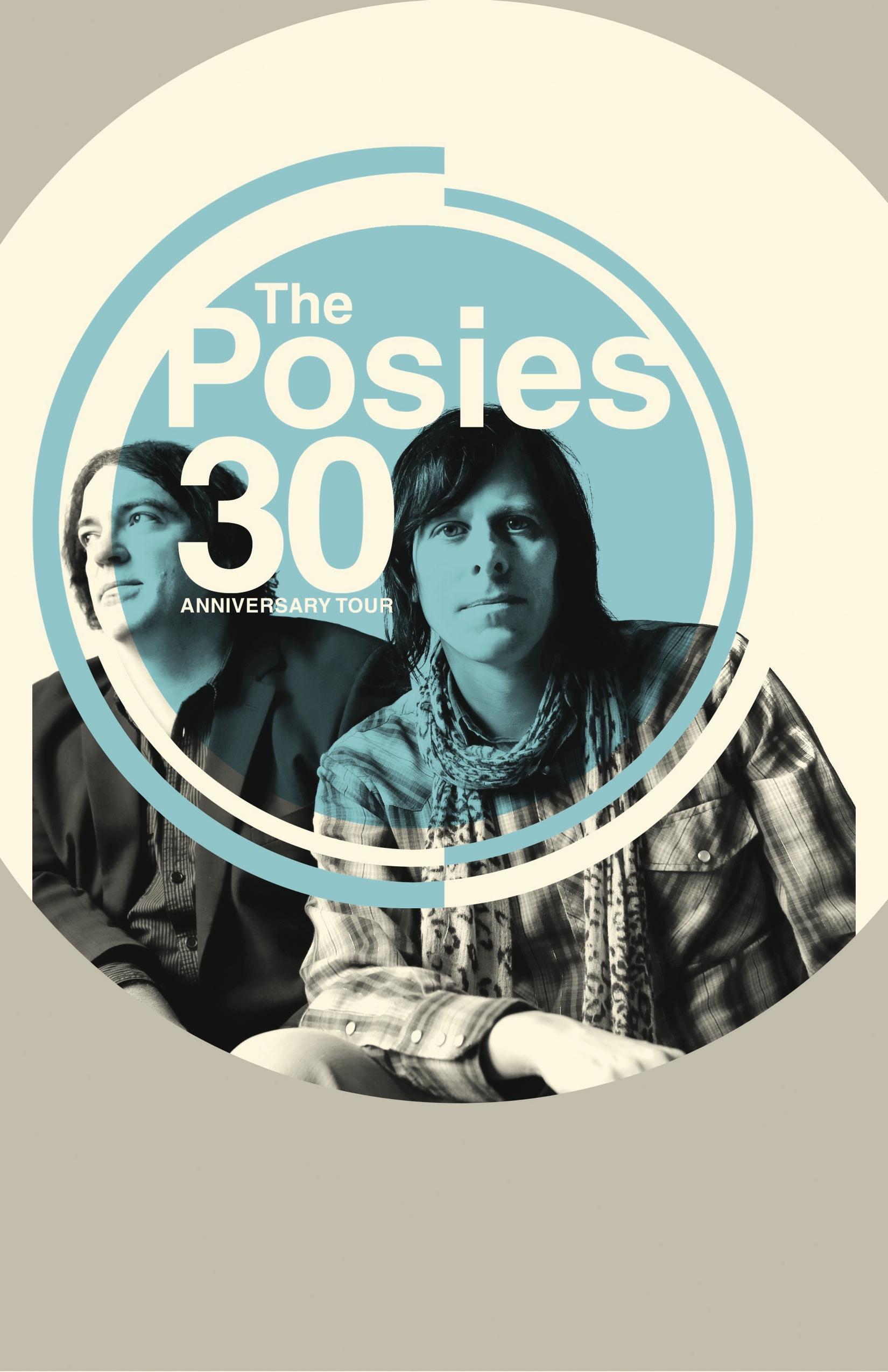 Tour dates – The Posies